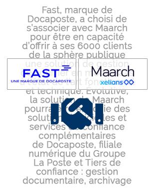 Partenariat FAST / MAARCH